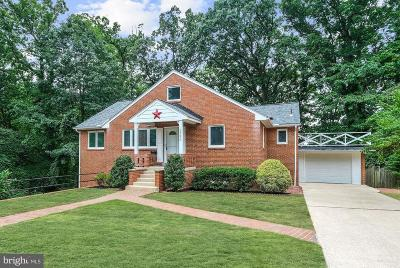 Arlington Single Family Home For Sale: 2356 S Pierce Street