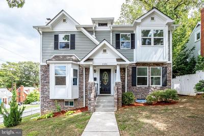 Arlington Single Family Home For Sale: 1301 S Quincy Street