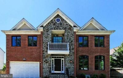 Arlington Single Family Home For Sale: 3114 Pershing Drive