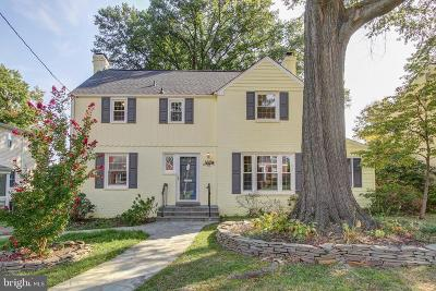 Arlington County Single Family Home For Sale: 989 N Quintana Street