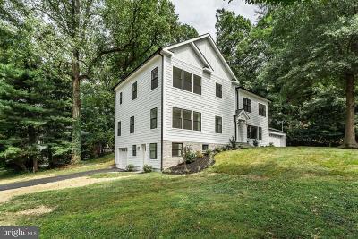 Alexandria City, Arlington County Single Family Home For Sale: 3199 N Pollard Street