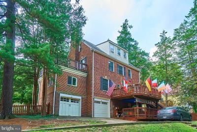 Arlington Single Family Home For Sale: 1901 N Glebe Road