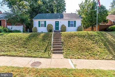 Alexandria City Single Family Home For Sale: 135 Hilton Street
