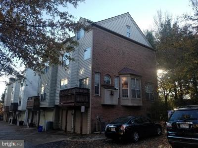 Alexandria City, Arlington County Townhouse For Sale: 6013 Riddle Walk