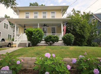 Alexandria VA Single Family Home For Sale: $1,019,000