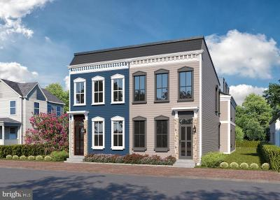Alexandria Townhouse For Sale: 419 N Columbus Street