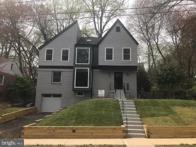Alexandria Single Family Home For Sale: 1106 W Taylor Run Parkway