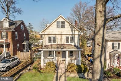 Alexandria Single Family Home For Sale: 115 W Maple Street