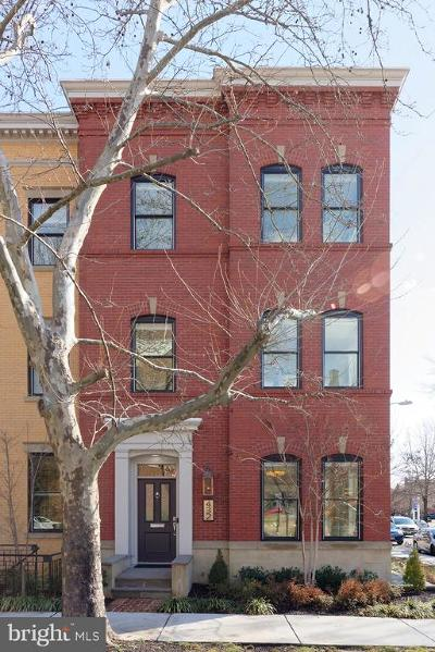 Alexandria Townhouse For Sale: 432 S Columbus Street