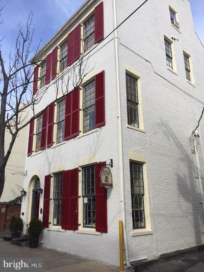 Old Town, Old Town Alexandria Rental For Rent: 105 N Alfred Street