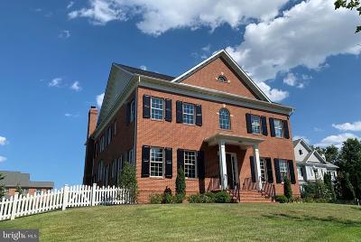 Alexandria Single Family Home For Sale: 606 President Ford Lane