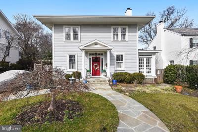 Alexandria, Arlington Single Family Home For Sale: 105 W Linden Street