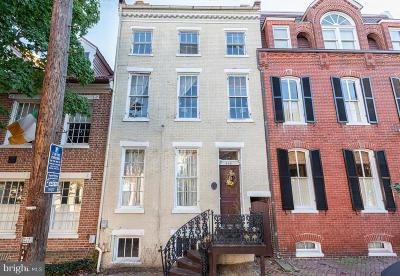 Alexandria, Arlington Townhouse For Sale: 508 Prince Street