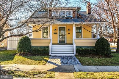 Alexandria Single Family Home For Sale: 2508 Leslie Avenue