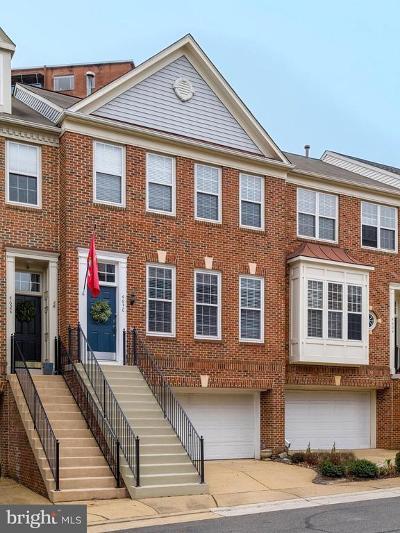 Alexandria Townhouse Sold: 4630 Latrobe Place