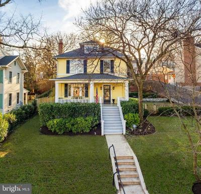 Alexandria Single Family Home For Sale: 300 N View Terrace