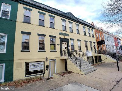 Alexandria Commercial For Sale: 618-622 N Washington Street
