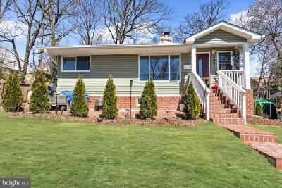 Alexandria City, Arlington County Single Family Home For Sale: 3961 Taney Avenue