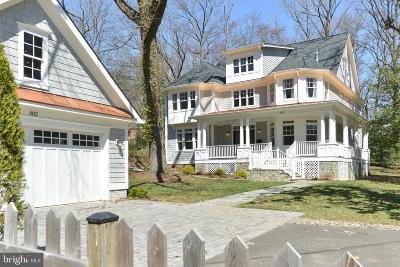 Alexandria City, Arlington County Single Family Home For Sale: 402 Princeton Boulevard