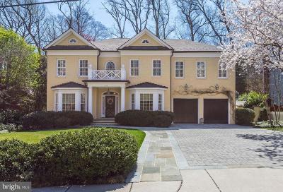 Alexandria City, Arlington County Single Family Home For Sale: 224 W Windsor Avenue