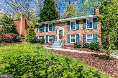 Alexandria City Single Family Home For Sale: 4505 Peacock Avenue