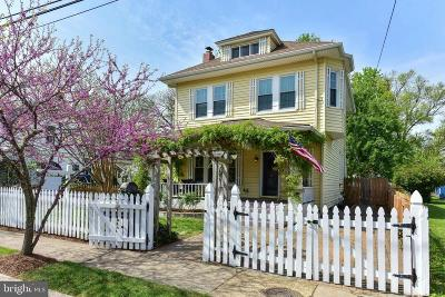 Alexandria Single Family Home For Sale: 210 Laverne Avenue