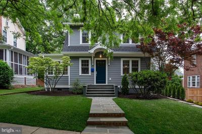 Alexandria Single Family Home For Sale: 111 W Maple Street