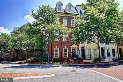 Alexandria Townhouse For Sale: 1711 Potomac Greens Drive