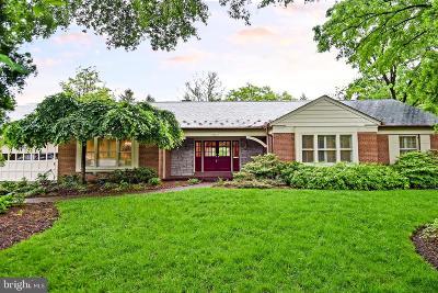 Alexandria Single Family Home For Sale: 503 N Quaker Lane