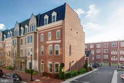 Alexandria City, Arlington County Townhouse For Sale: 2308 Main Line Boulevard