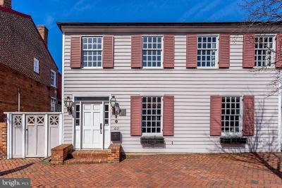Alexandria Single Family Home For Sale: 413 S Washington Street