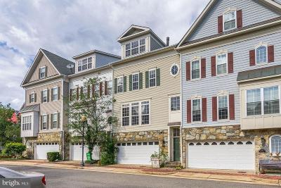 Alexandria Townhouse For Sale: 5111 Knapp Place, Alexand Knapp Place