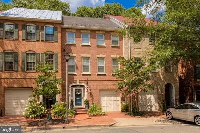Alexandria Townhouse For Sale: 215 Princess Street