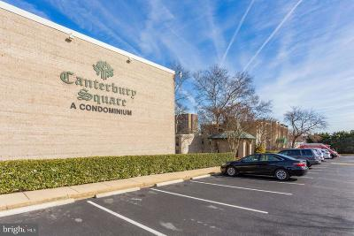 Alexandria Condo For Sale: 1 Canterbury Square #101