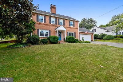 Alexandria City Single Family Home For Sale: 2900 Dartmouth Road