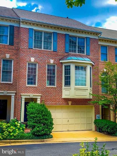 Alexandria Townhouse For Sale: 2615 Gadsby Place