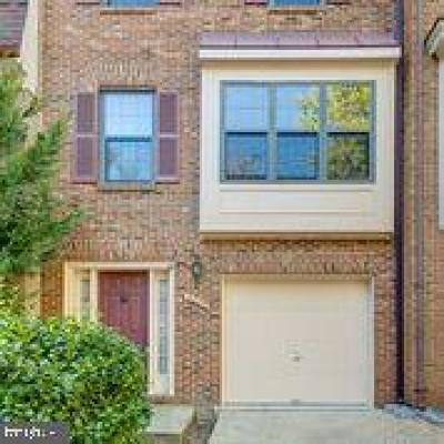 Alexandria Townhouse For Sale: 5405 Wycklow Court