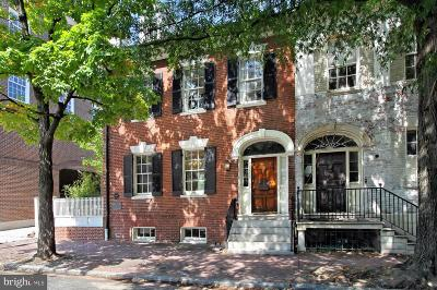 Alexandria Single Family Home For Sale: 611 Cameron Street