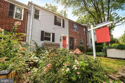 Alexandria Townhouse For Sale: 2949 Landover Street