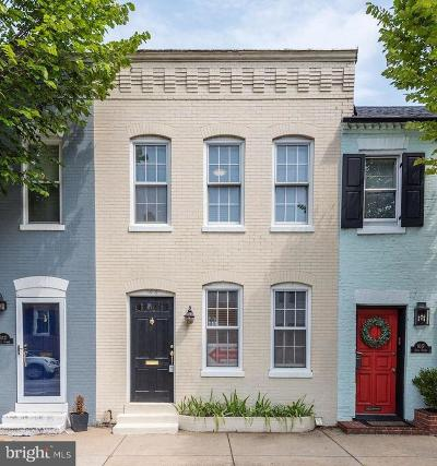 Alexandria Townhouse For Sale: 1019 Duke Street
