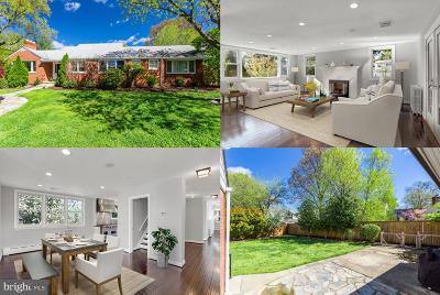 Alexandria Single Family Home For Sale: 907 Summit Avenue