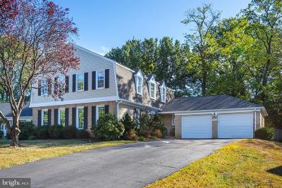 Alexandria Single Family Home For Sale: 1715 Stonebridge Road