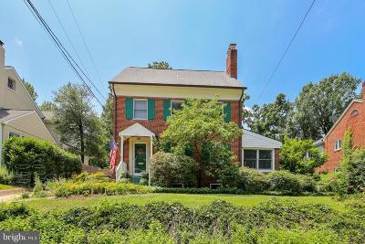 Alexandria Single Family Home For Sale: 912 W Braddock Road