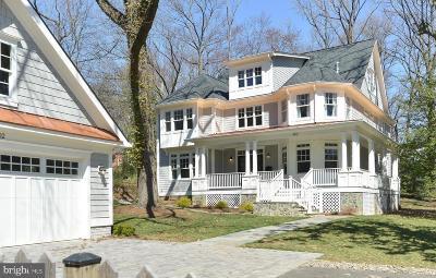 Alexandria Single Family Home For Sale: 402 Princeton Boulevard