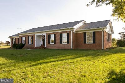 Berryville Single Family Home For Sale: 1356 Pierce Road