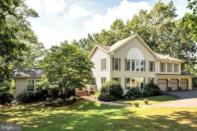 Berryville Single Family Home For Sale: 598 Opequon Road