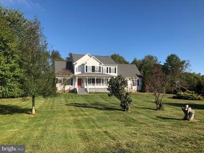 Culpeper County Single Family Home For Sale: 18183 Brenridge Drive