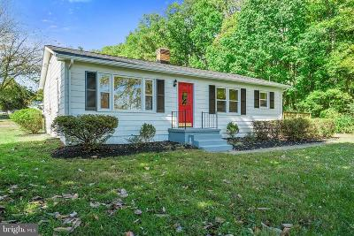 Culpeper County Single Family Home For Sale: 10574 Dunkard Church Road