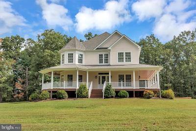 Culpeper Single Family Home For Sale: 13545 Eggbornsville Road