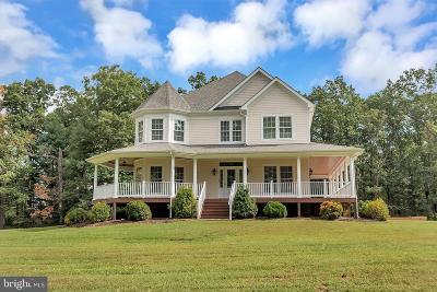 Culpeper County Single Family Home For Sale: 13545 Eggbornsville Road